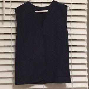 Other - Dark navy vest